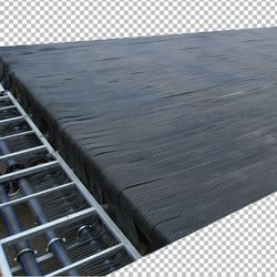 EPDM mobile ice skating strip mat