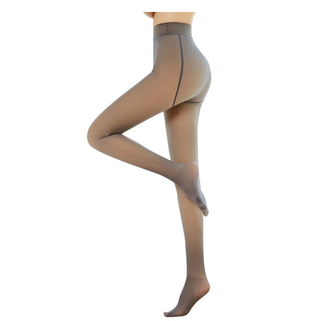 Wholesale Newest Tights Thick Winter Warm Fleece Lined Pantyhose For Women