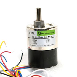 Power 10W Small Dc Motor Wholesale 12V Dc Gear Motor Cheap Price Geared Dc Motor