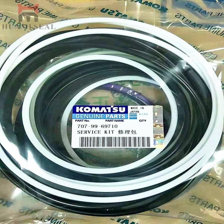 707-99-69710 PC450LC-7W excavator arm hydraulic cylinder repair seal kit