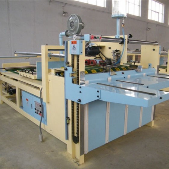 hot-sale semi-auto folder gluer