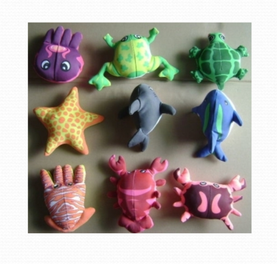 Chinese Manufacturer Deep Sea Animal Toy Mini Sea Life Creatures Toys Set For Kids