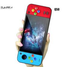 NEW 2020 Q50  5INCH 128Bit  Consola HD   mp3/mp4 TFT /Music / Video Portable Handheld Game Console for 8GB Handheld Game Player