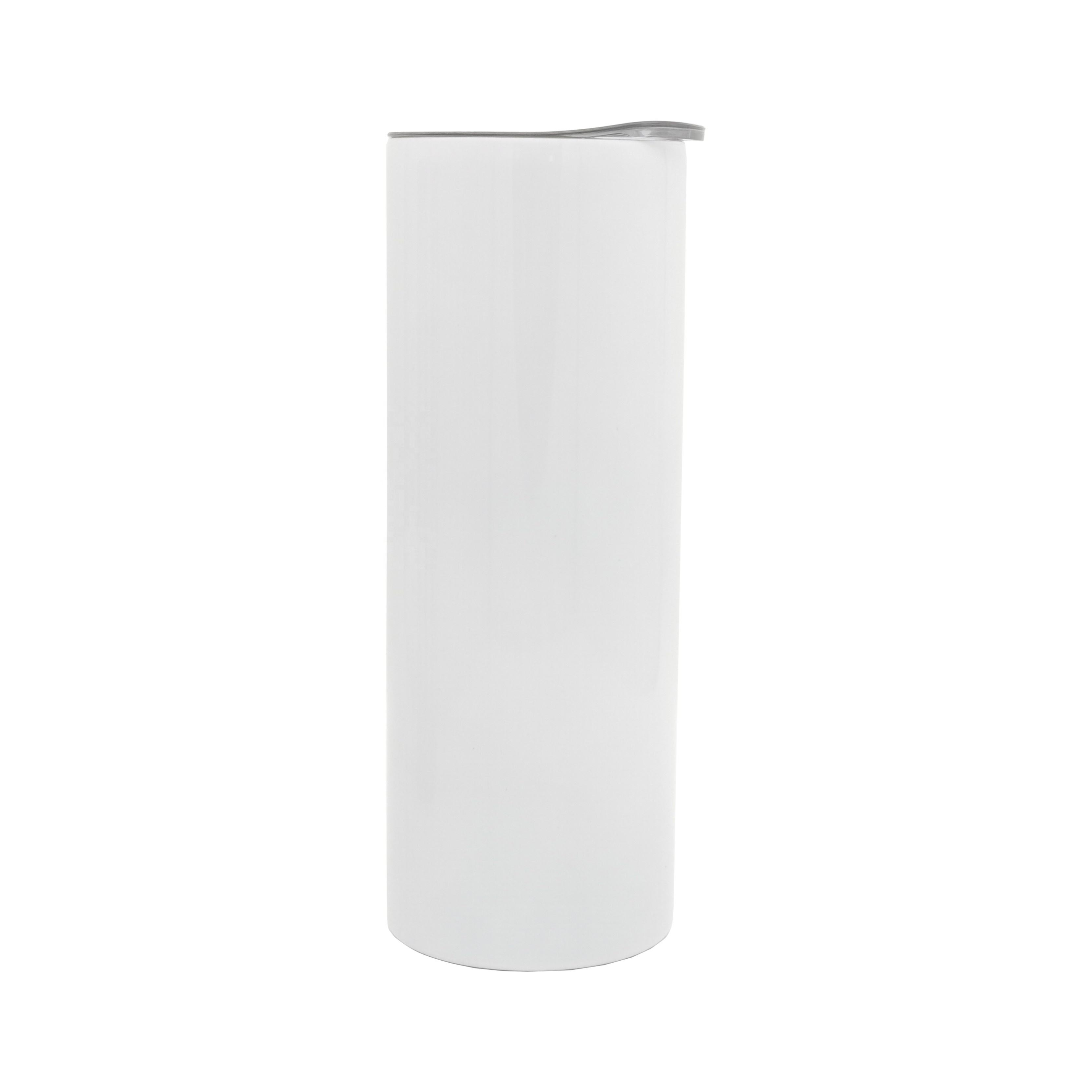 New design 20oz stainless steel sublimation tumbler double walled vacuum insulated straight slim tumbler sublimation blank