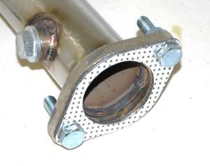 SS Downpipe 2.25