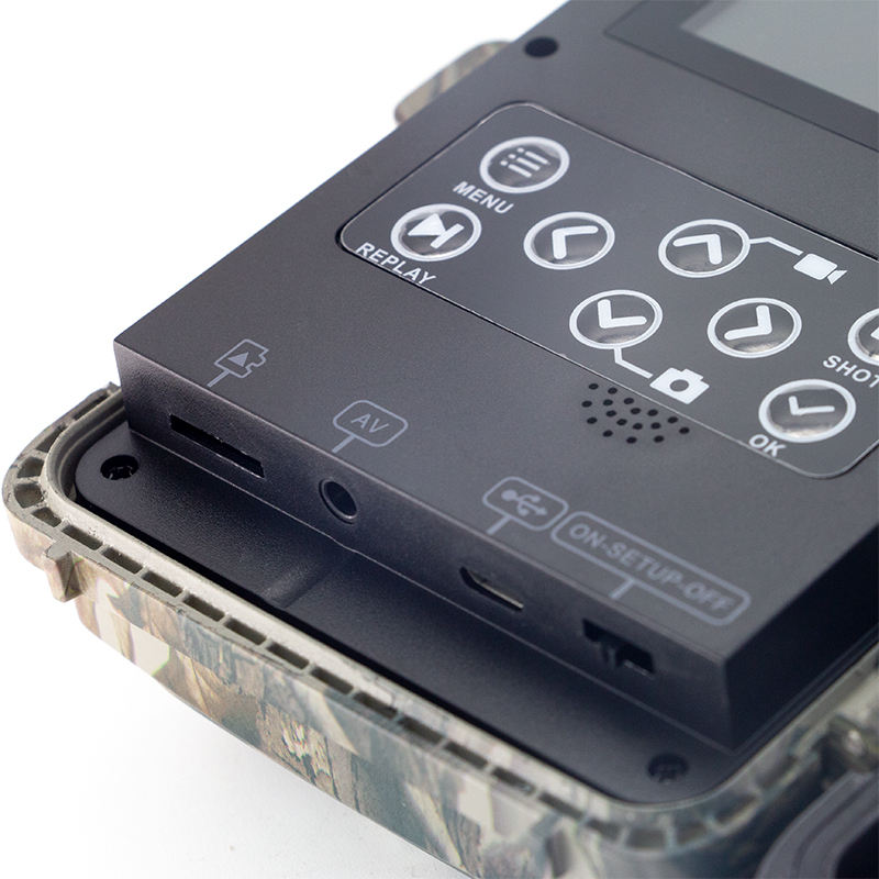 High quality 1080P HD Waterproof Hidden Video Thermal Hunting Trail Camera hunting equipment