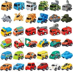 ZQX144 Plastic Small Toy Car Cartoon rc Mini Car Gift Toys For Kids