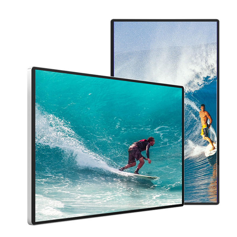 Oem ecrã tft displayer publicidade painel tv lcd display personalizado