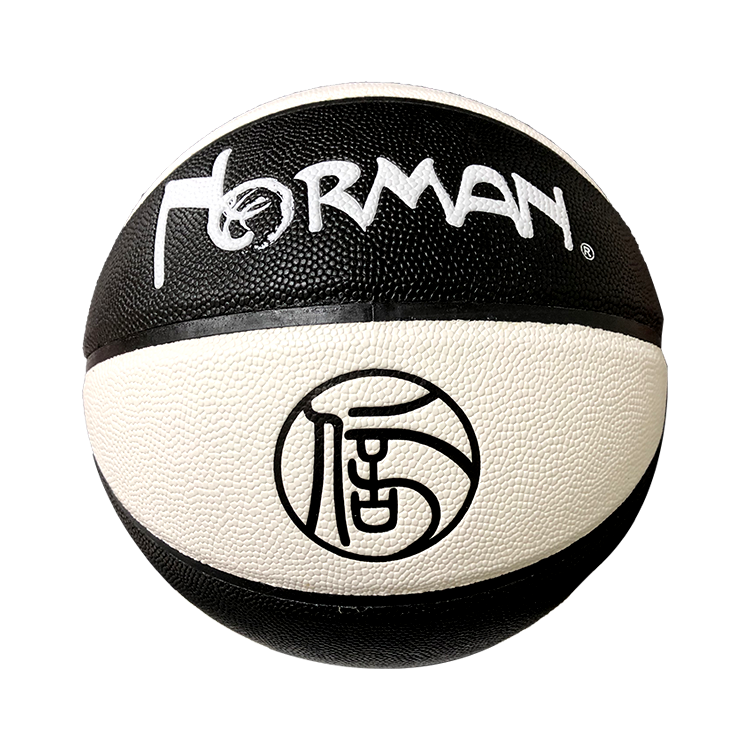 custom basketball size 6 leather basketball training use