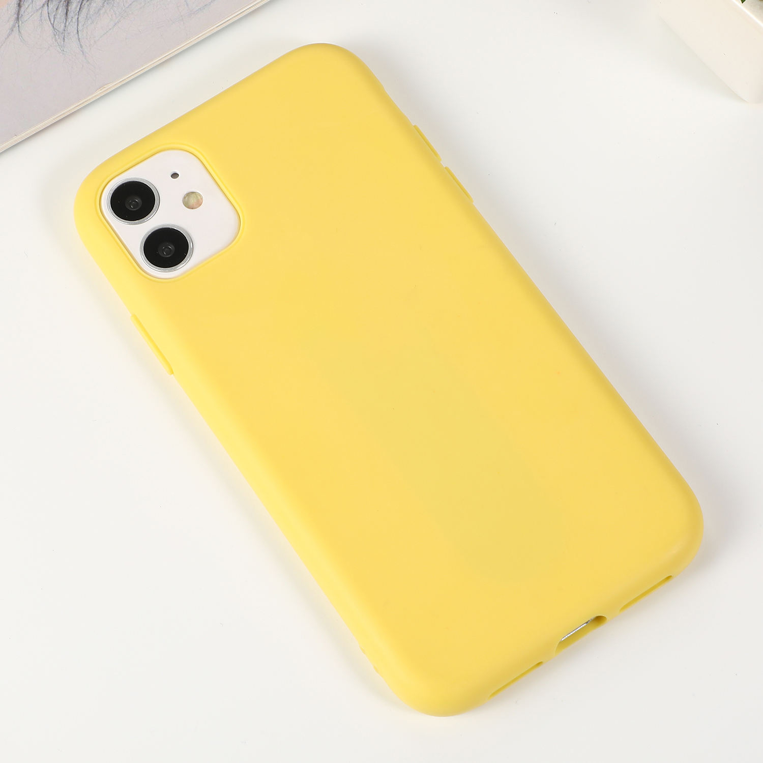 Ready To Ship TPU Soft Phone Shell Case For iPhone 6s plus 7/8 plus x xs max xr 11 pro max