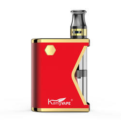 2019 New Products Portable Electronic Cigarette Kangvape Mini K Box /th 420 Kit Come From Seavapo Company