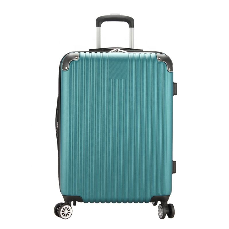 2020 hot selling travel bags luggage set high quality luggagesets ABS material display suitcases