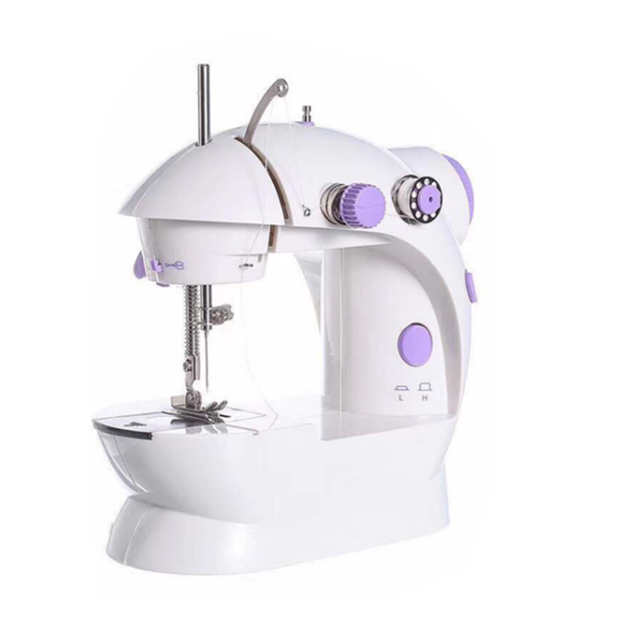 Multi-fuction domestic Electric Handheld Hand Portable Mini Sewing Machine