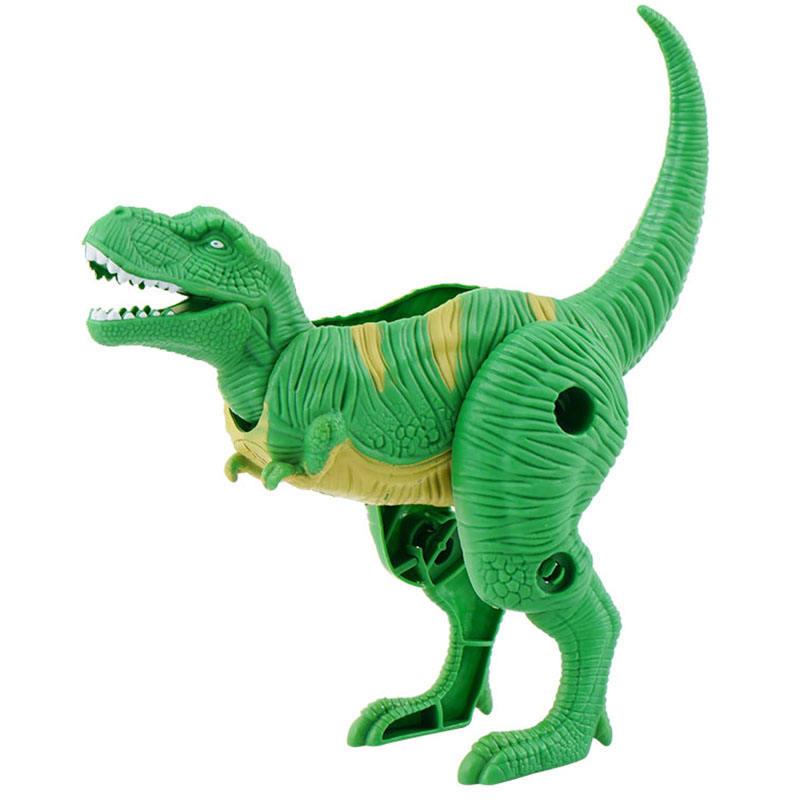 GRANDE Dinosauro Diplodocus elettrico da passeggio deposizione delle uova suoni Ragazzi Ragazze TOYS