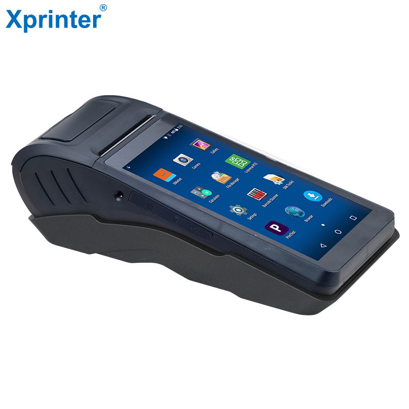 New launch POS Android Kitchen Thermal Receipt Printer XP-I100 support 4G sim card for restaurant
