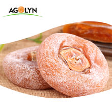 AGOLYN Snack Prue Natural Sweet Dried Fruit Persimmon