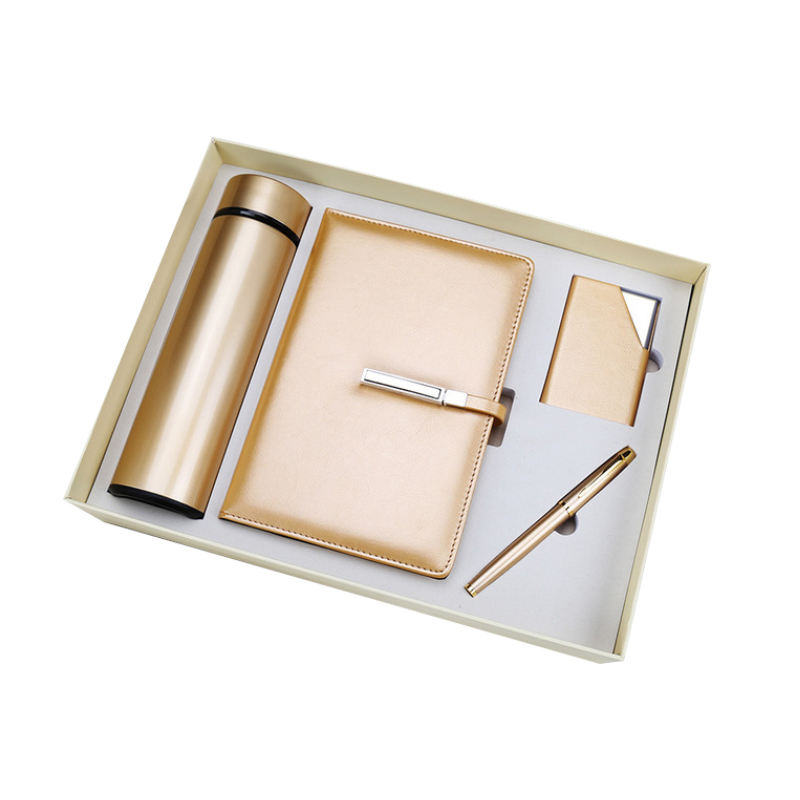 Promotional Luxury Business Gift Sets High Level Corporate Gifts business promotional items