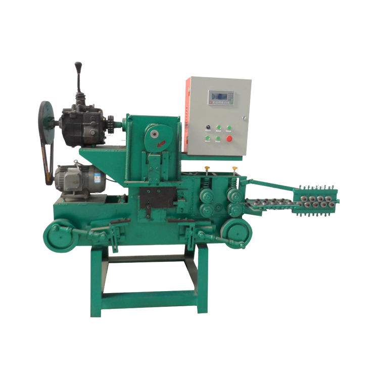 automatic fishing hook wire forming machine