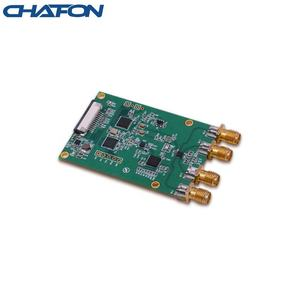CHAFON free SDK small size long range low power supply module oem uhf reader 4 ports rfid module