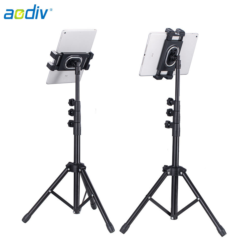 4.7 To12.9 360 Graden Roterende Tablet Pc Laptop Statief Floor Stand <span class=keywords><strong>Houder</strong></span> Voor Ipad