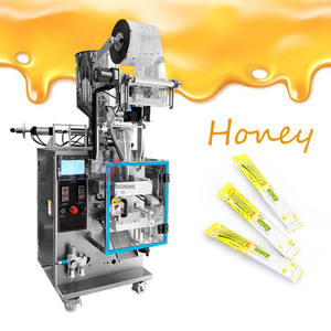 High accuracy automatic 5g 10g 15g small sachet pouch honey stick filling packing machine