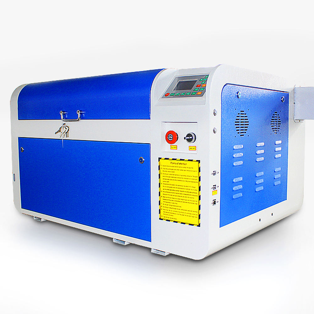 40w/50w co2 laser engraving and cutting machine 4060/1060 laser wood cutter