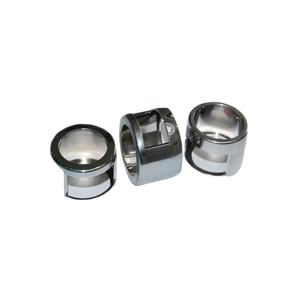 Made To Order Lapisan Chrome Steel Laser Cutting WEDM Mesin Bubut Cnc Mengubah Lengan Bushing