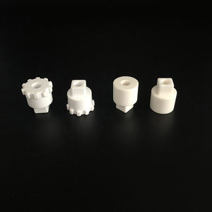 Factory hot sale custom ceramic part structural parts porcelain high strength Best Quality with price