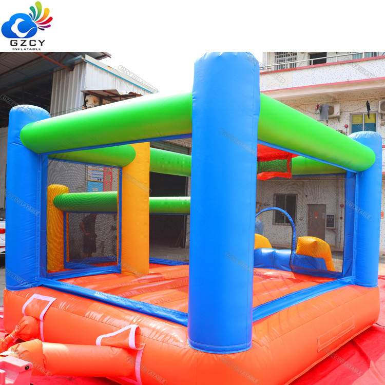 Bouncing Castles Inflatable Customized Kids Inflatable Bouncy Castle Commercial Bounce House Inflatable