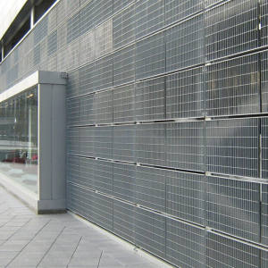 Paint metal building materials steel grating product