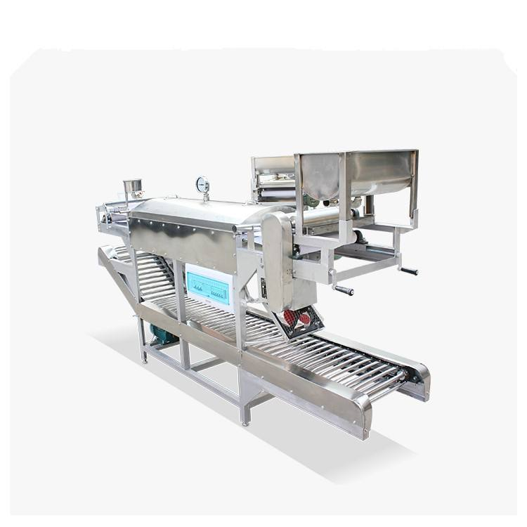 Easy operation mini Noodle Making Machine/Ho Fun Noodle Making Machine/korean Cold Rice Noodle Machine