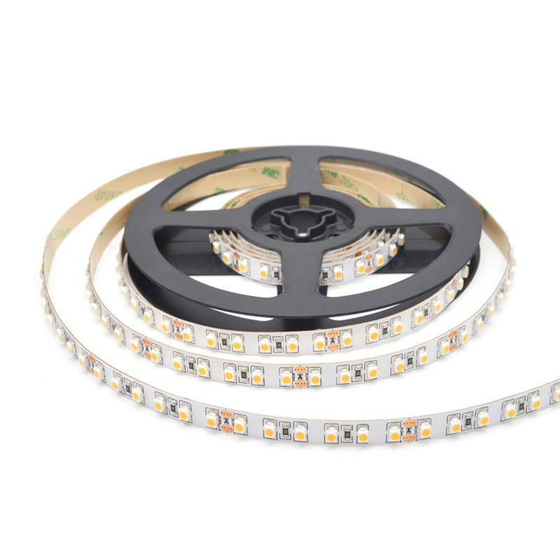 SMD 3528 5050 led strip light DC12V 24V 30 60 120 240leds/m LED Flexible Strip Light warm white