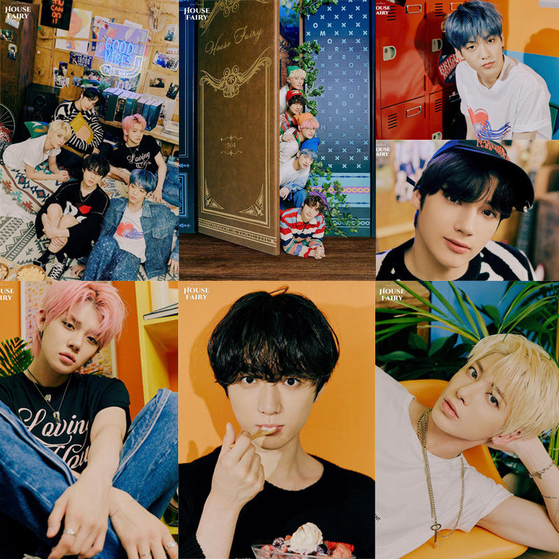 Wholesale Kpop TXT 2021 SEASONS GREETINGS Adhesive Sticker Wallpaper Poster