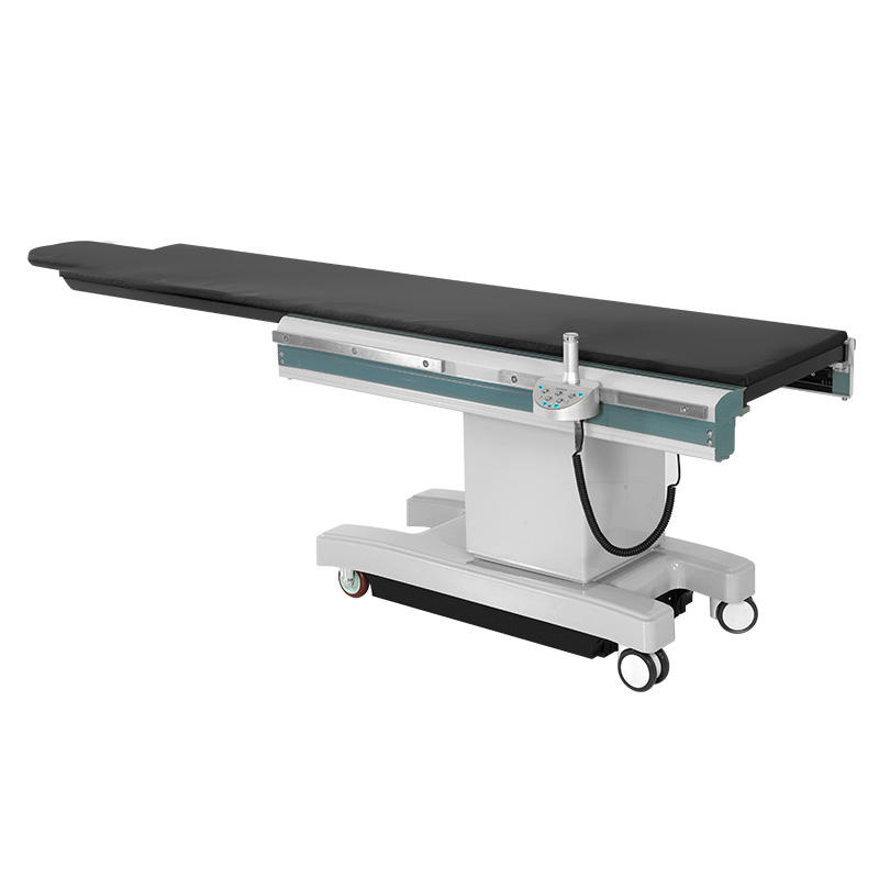 Equipement medical x-ray fda c-arm angiography carbon fiber interventional imaging table