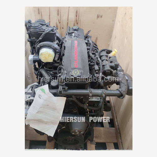 QSB 6.7 Engine Made By CumminsQSB6.7 Diesel Engine QSB6.7 164KW 2000r/min Tier 4 CPL3904