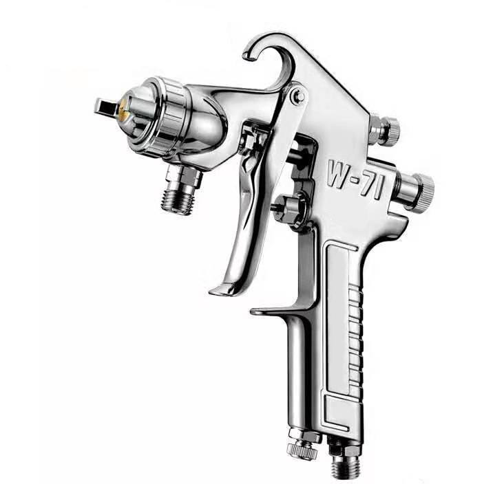 Paint spray gun w-71 Series with Gravity Feed