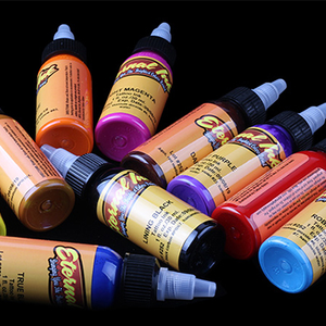 25 colors 30ml black eternal pigment lip body tattoo ink supplier