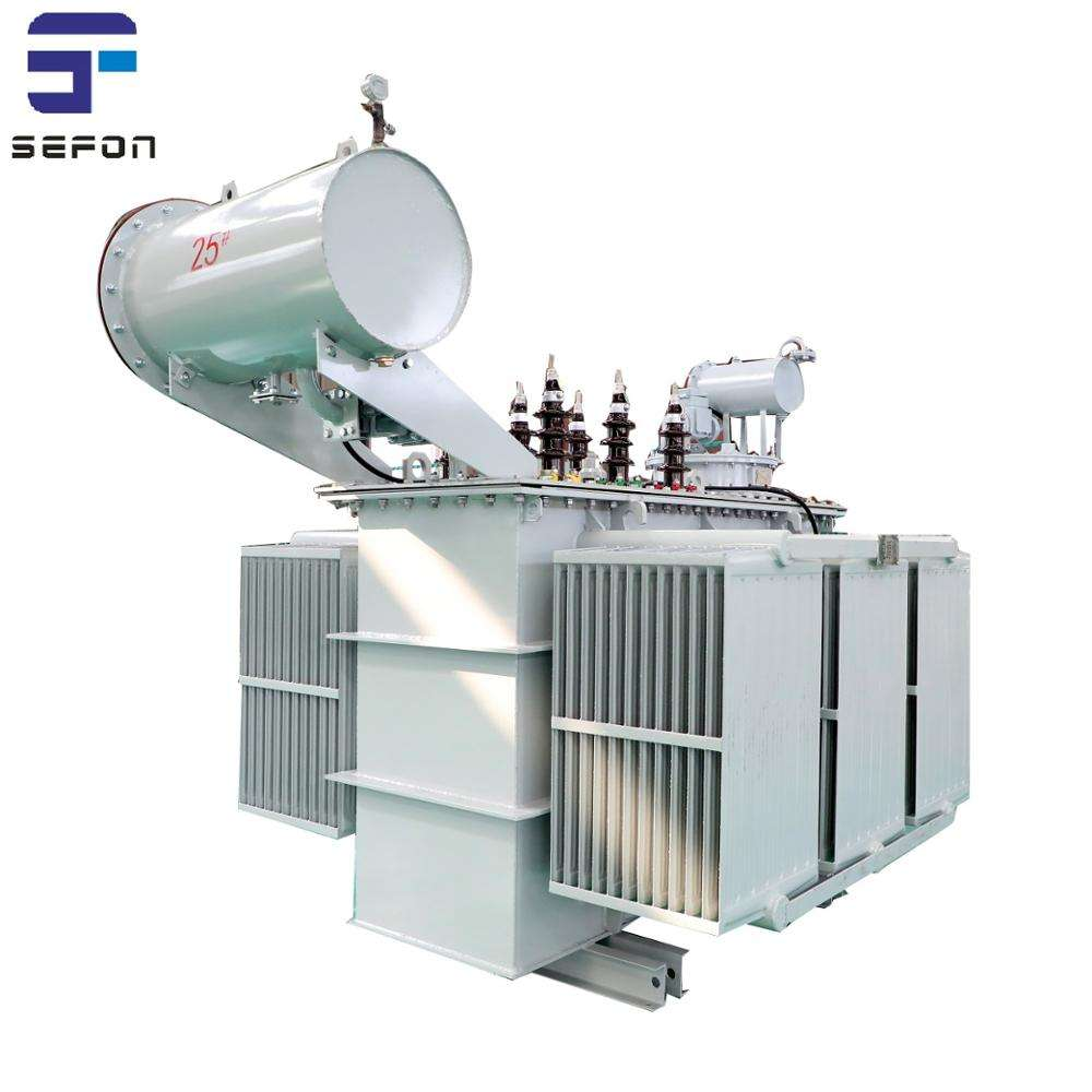 10KV 2000kva 3000kva 5000kva 3 Phase Automatic Langkah Voltage Regulator