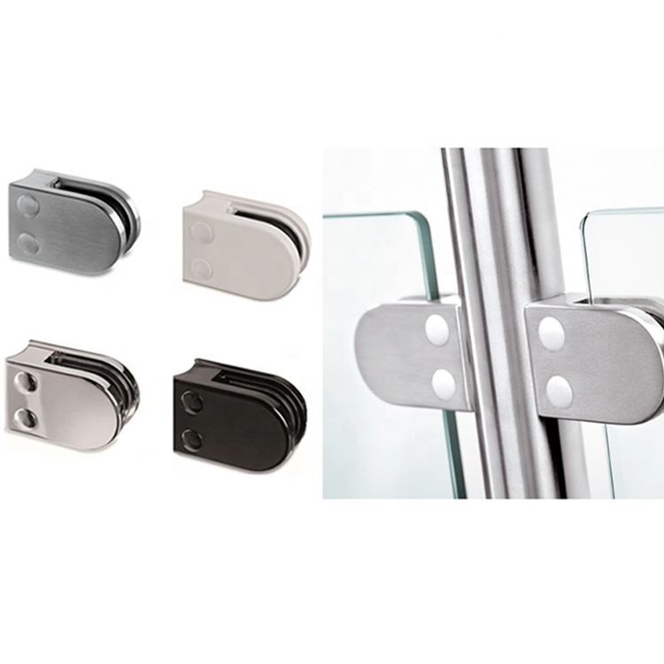 China Exporter Stainless Steel Glass Railing Clamp Supplier with CE