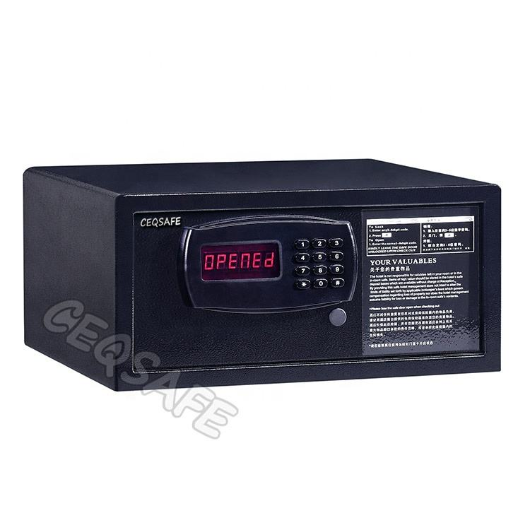 Electronic cheap digital hight quality lock hotel safe box with lock security code locker