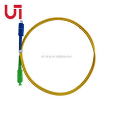 UT-King Optic Fiber Patch Cord SC/FC/LC/ST/MU/MTRJ/MPO Factory Price