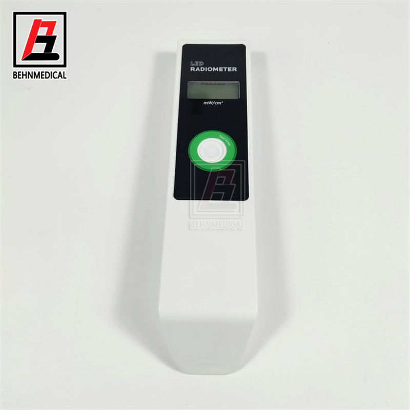 instrument Curing LED lamp unit/Denta LED radiometer light curing machine metering intensity measurement table measuring