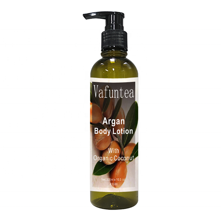 Vafuntea Skin Care Hand and Body Lotion Soothing Organic Argan Moisturizer for Skin