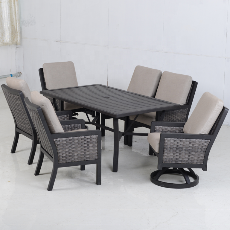 Hot sale Aluminum outdoor furniture garden Patio Furniture