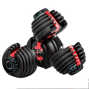 Equipment Lydia LY-7091 24 Kg Adjustable Fitness Vy-nil Dumbbells Mould