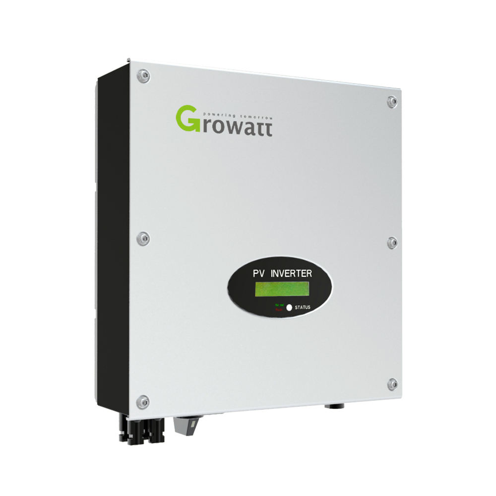 Growatt Solar Inverter 5KW 4KW 3KW 2KW 1KW Grid Tied Single Phase On Off Grid For Solar Power System