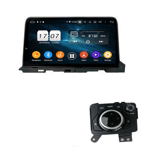 KLYDE KD-9087 car radio for MA ZDA 6 year 2019 aftermarket dashbard Android 9.0 Full touch screen Auto stereo Player
