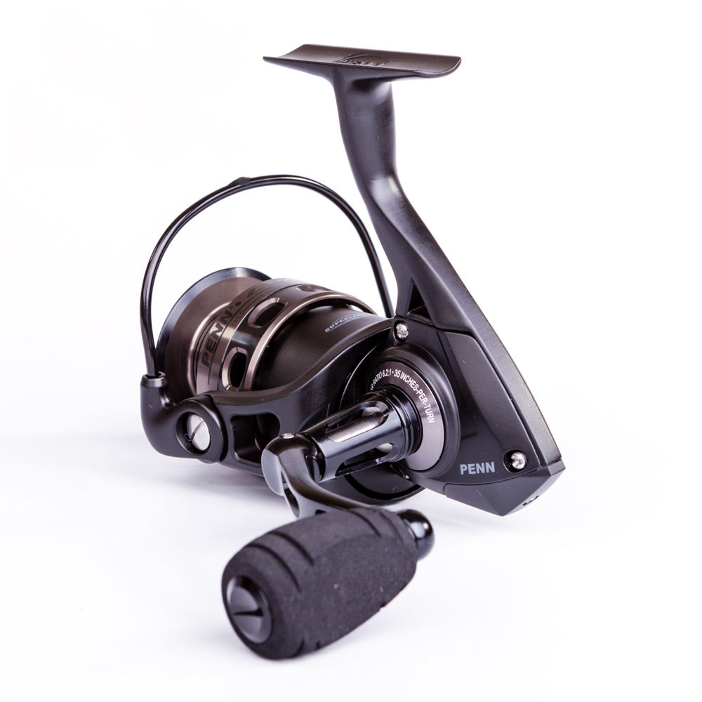 HONOREAL PENN CONFLICT Big Game Spinning Fishing Reel
