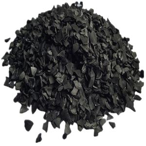huanyou import coconut shell, fruit shell activated carbon for boiler water purification