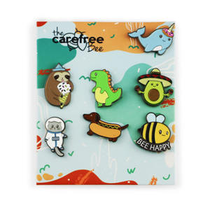 Fabriek Pin Custom Made Cartoon Harde Emaille Metalen Pins Badges